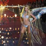 Candice Swanepoel Reveals Baby's Sex In Stunning Fashion