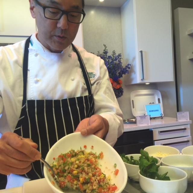 Chef Salad Samsung
