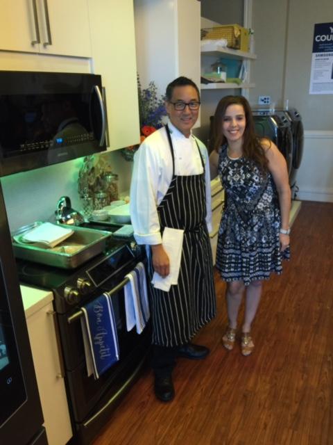 Chef Samsung Kitchen