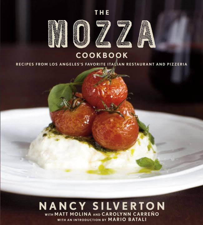 Mozza Cookbook