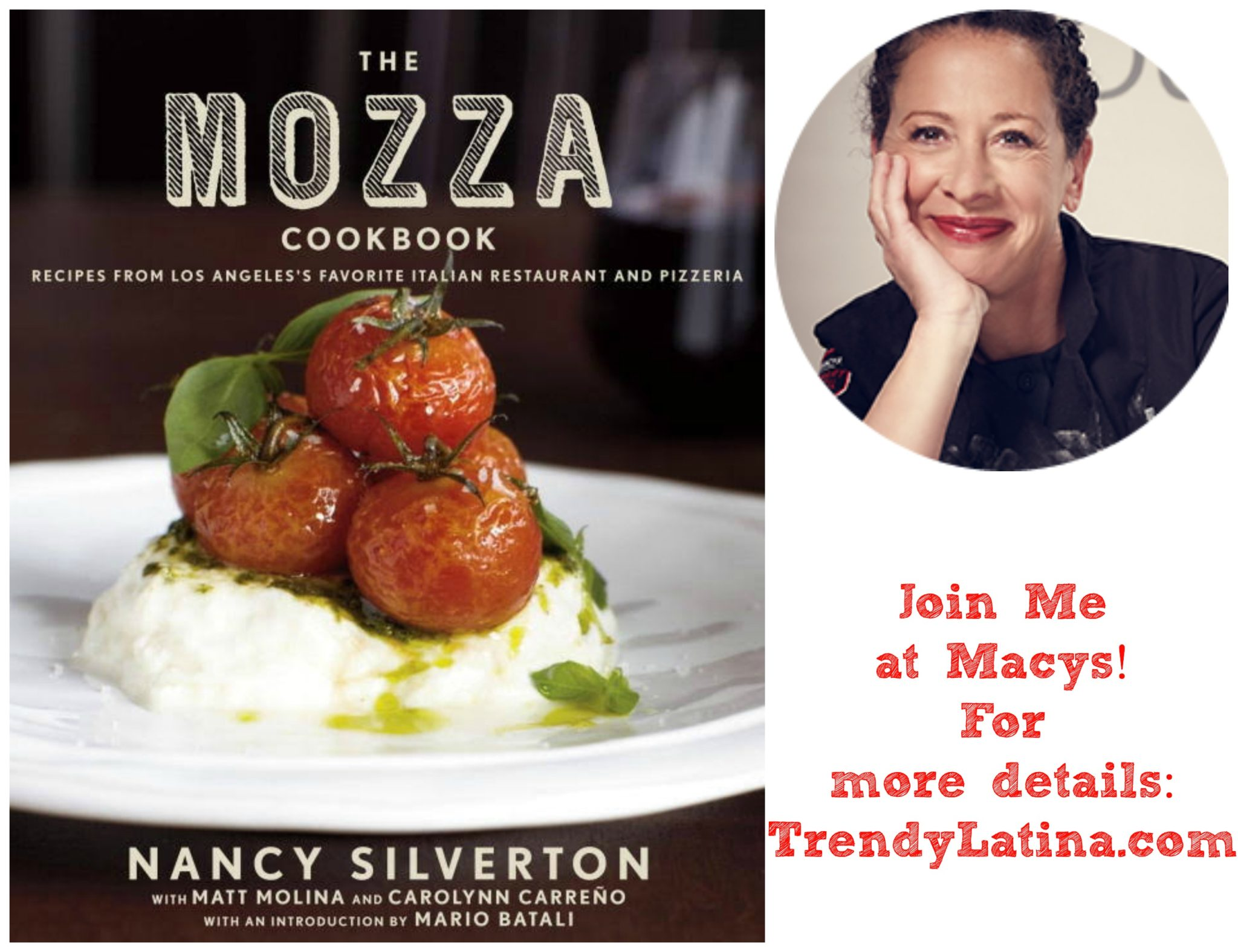 Nancy Silverton Macys