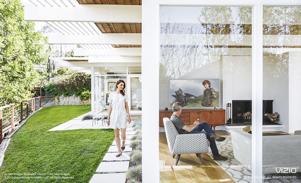Vizio Outdoor Home