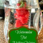 Detox Series – Watermelon Fat Melting Water
