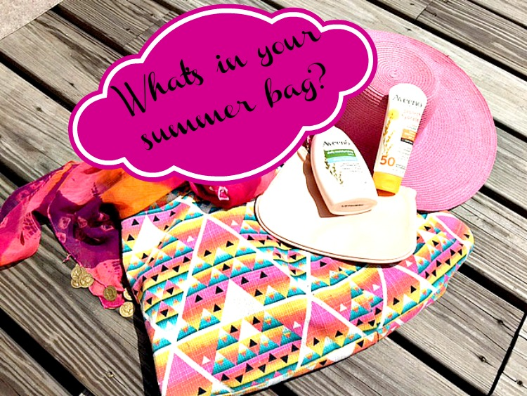 Summer Bag Must Haves