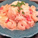 Easy, Healthy And Delicious Brazilian Shrimp Dish