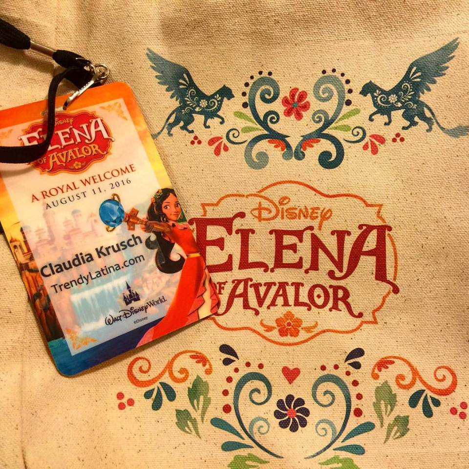 Elena De Avalor Event