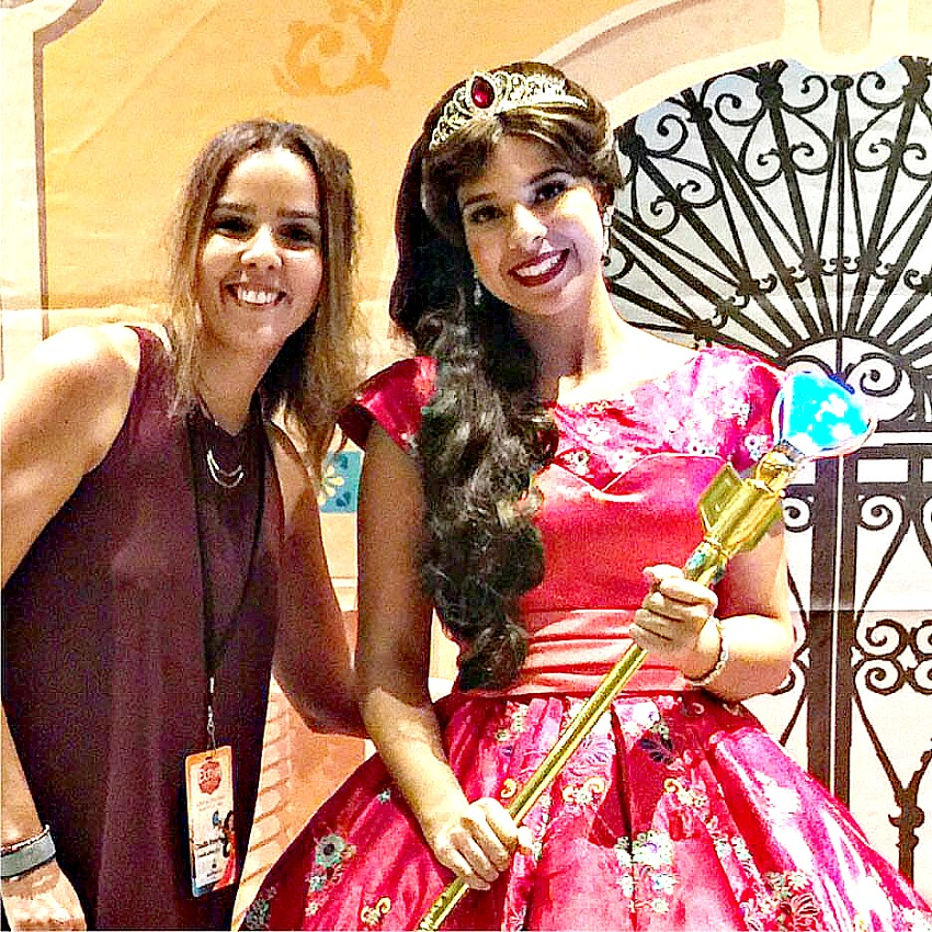 Elena de Avalor Meet and Greet