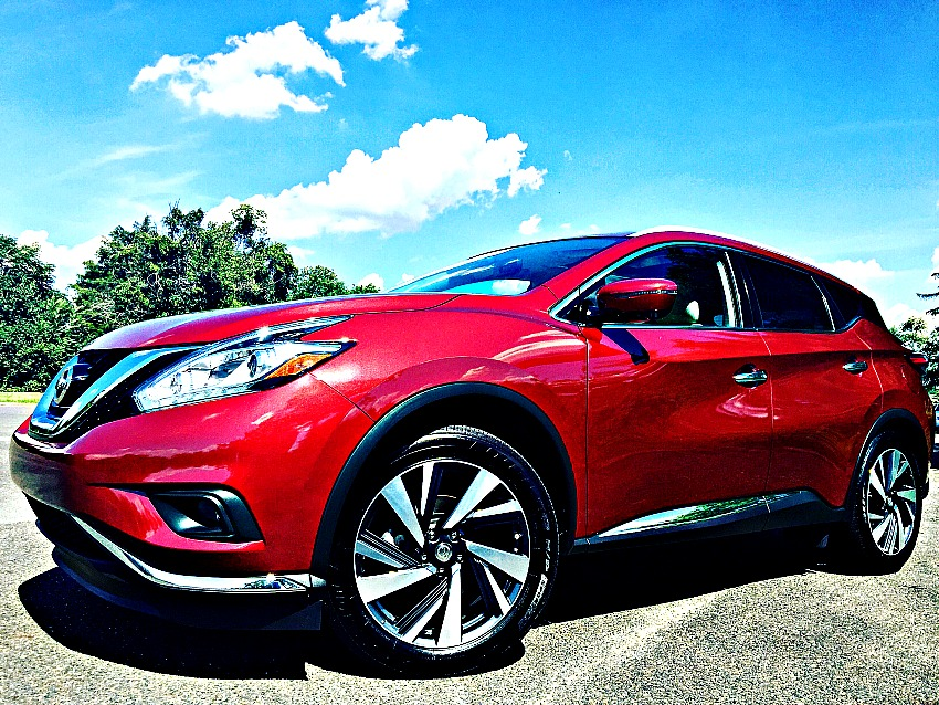 Nissan Murano 16 A