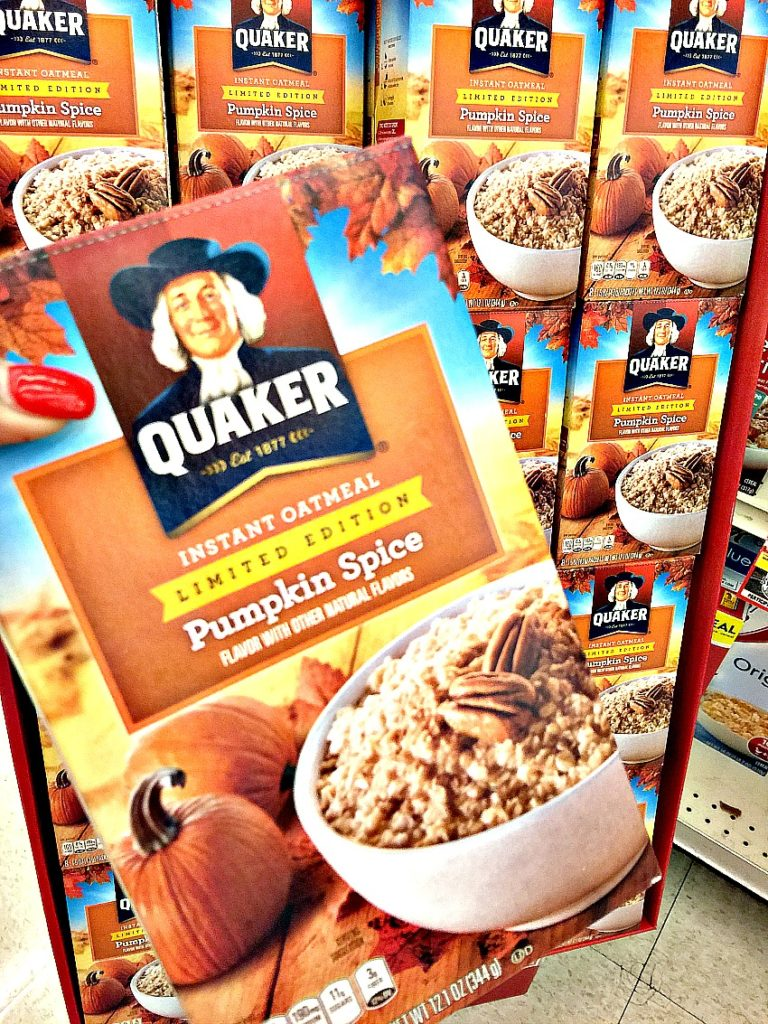 Quaker Breakfast at ACME