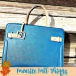 Fall Favorite Things