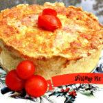 Shrimp Pie –  EMPADÃO DE CAMARÃO