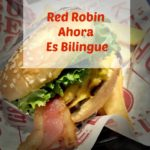 Red Robin Now Is Bilingual