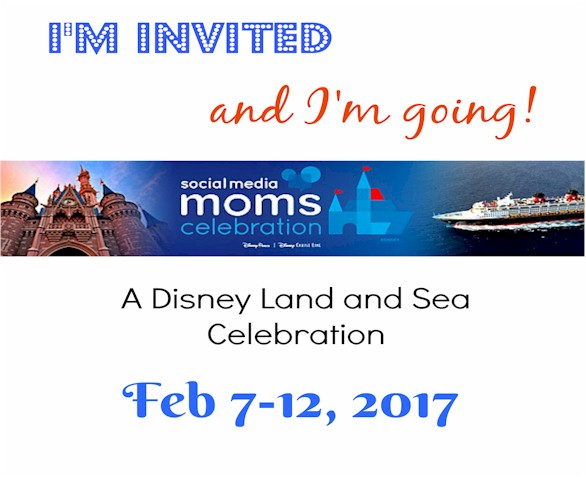 I'm going to Disney World with Social Media Moms