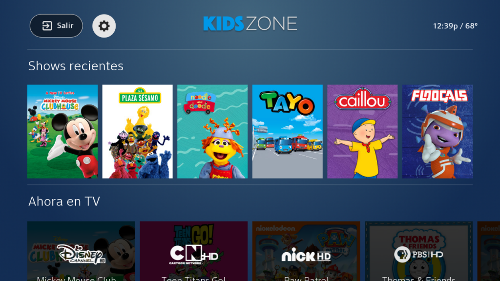 kids-zone-spanish-guide