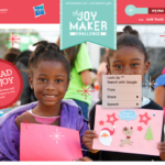 Be a #JoyMaker This Holiday