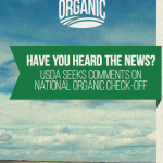 Why We Should Support An Organic Check-Off