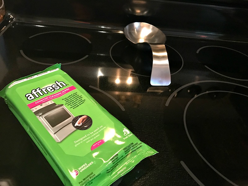 Afresh Cooktop Cleaning Wipes