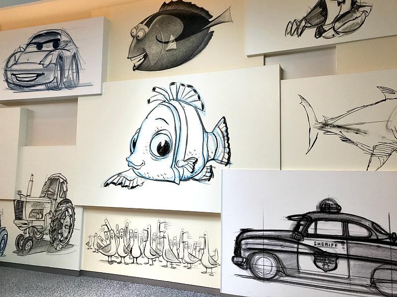 walt disney world animators resort 3