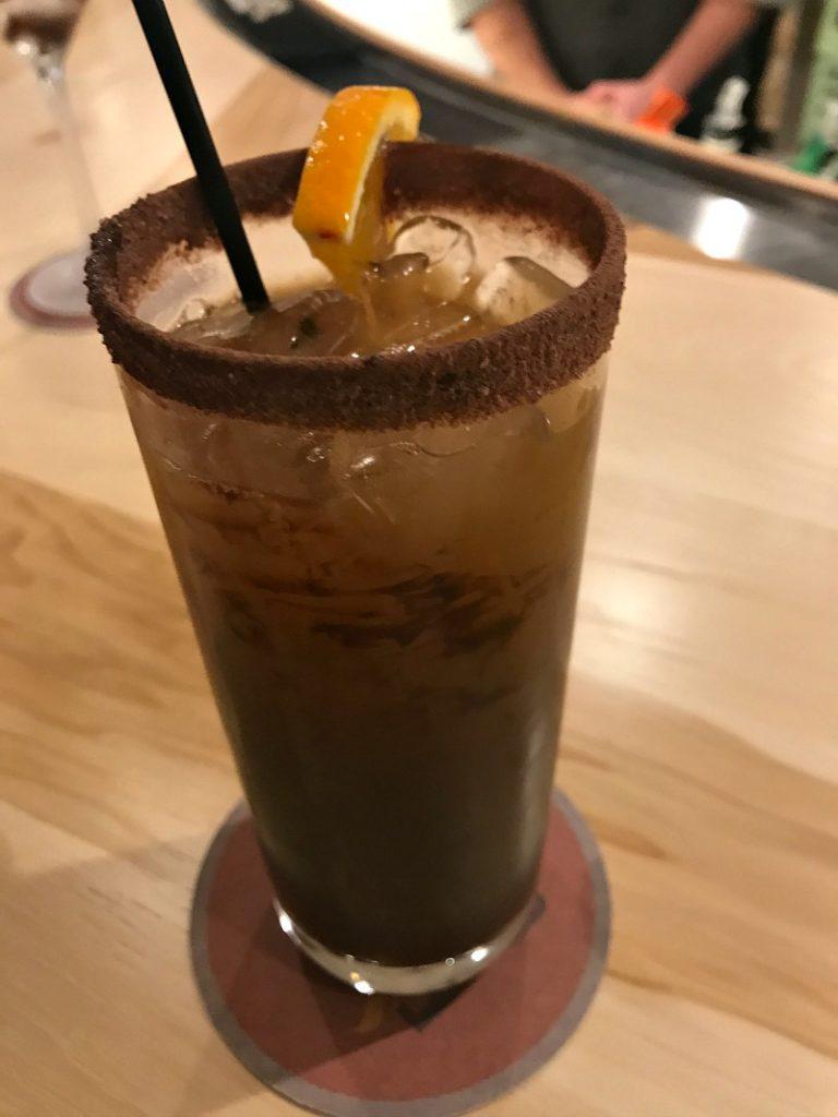 chocolate marguerita