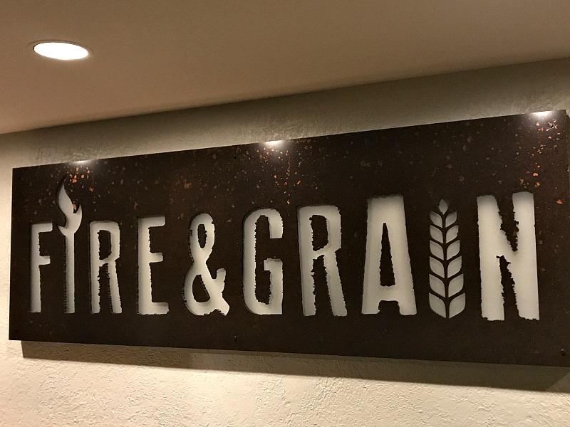 Fire & Grain Restaurant