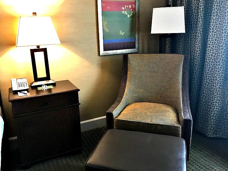Hershey Lodge Room 2