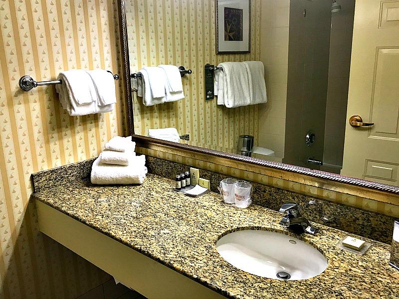 Hershey Lodge Room 3