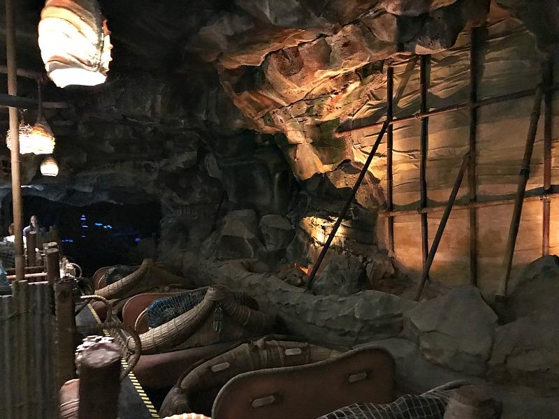 disney world Na'vi River Journey ride 2