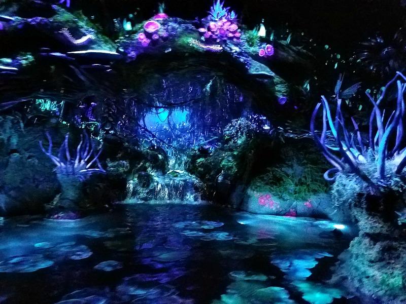 disney world Na'vi River Journey ride