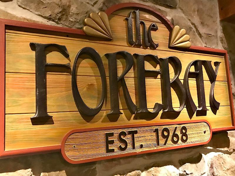 The ForeBay Restaurant