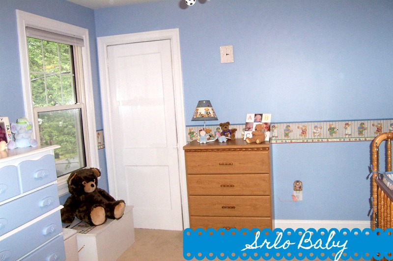 baby's room surveillance