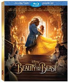 New beauty and the beast DVD