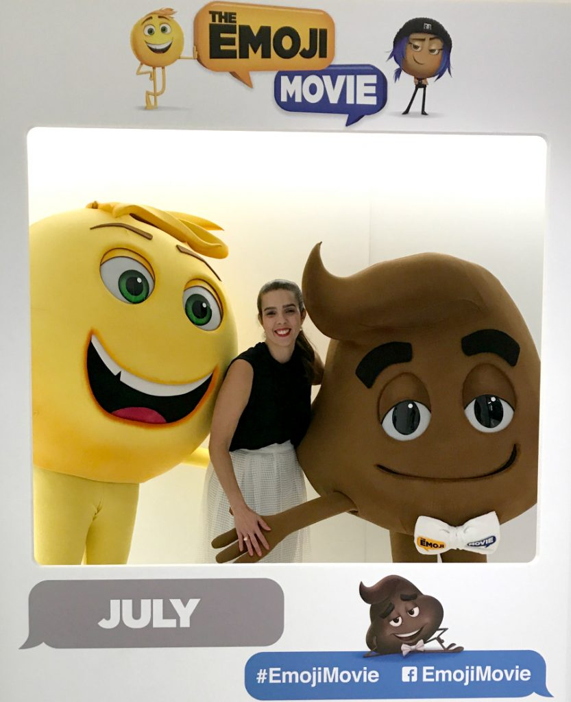 Emoji Movie Event