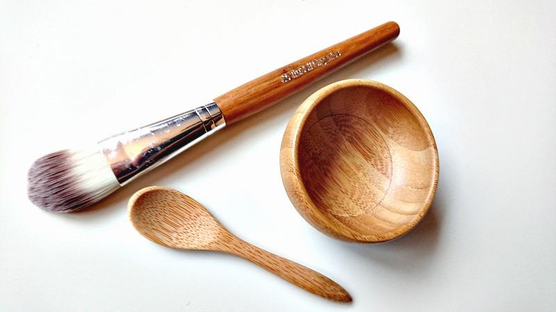 Bamboo Facial Care Set