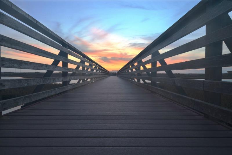Boardwalk in Jersey