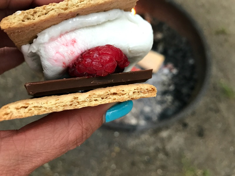 Fruit S'mores