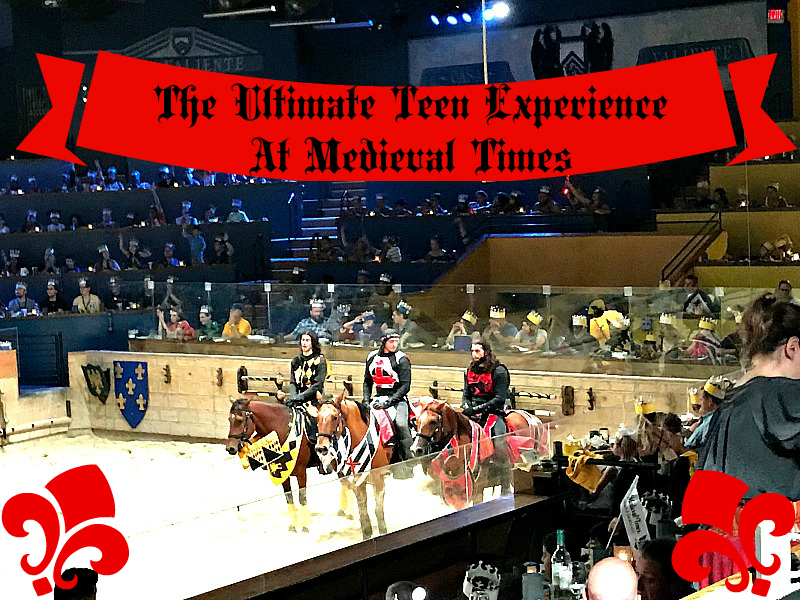 Jousting Fun At Medieval times