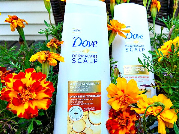 Dove Natural Hair
