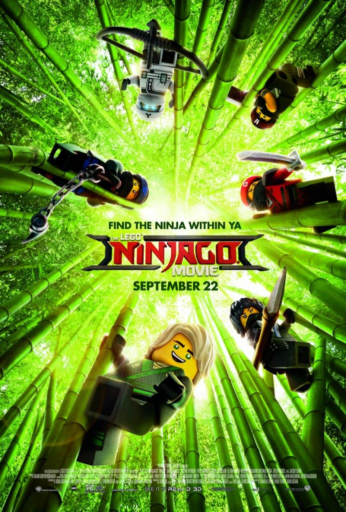 LEGO-NINJAGO Movie