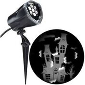 haunted house projector light