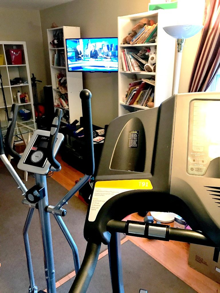 Home Gym with Sonos