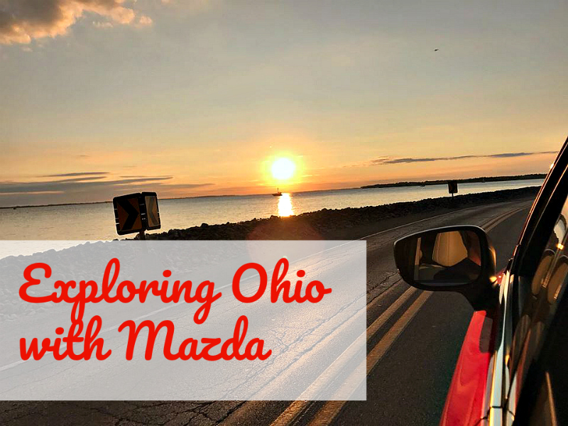 Exploring Ohio with the Mazda CX5
