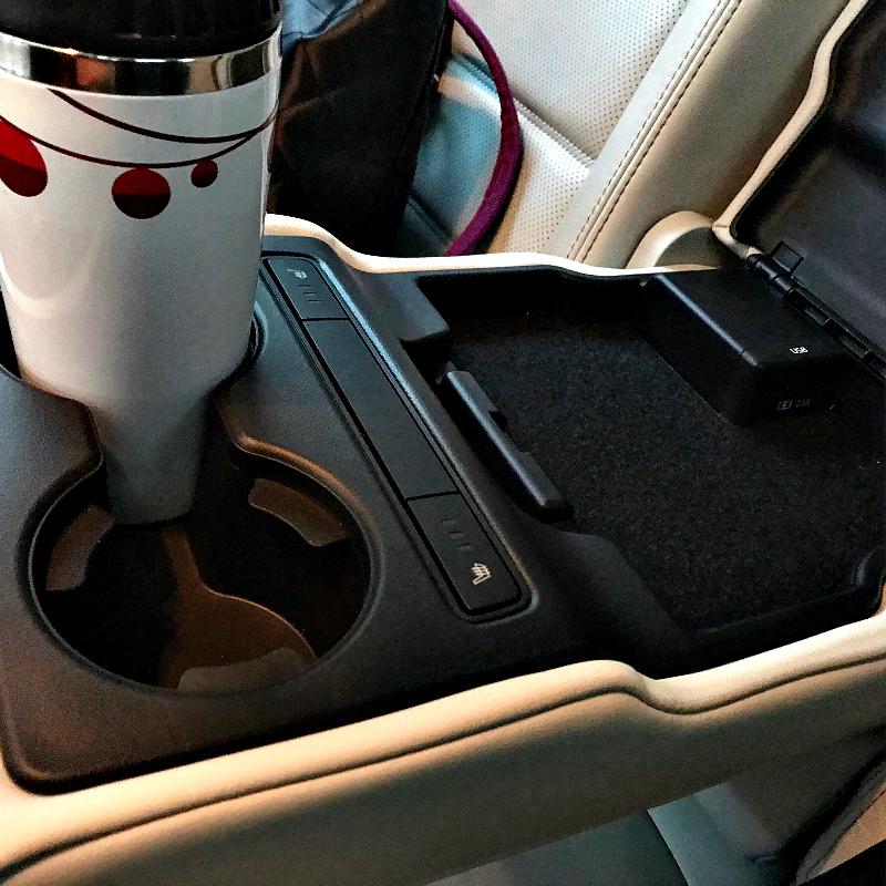 Mazda CX5 back seat USB Ports