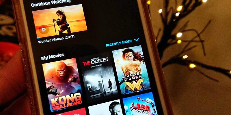 Movies Anywhere App