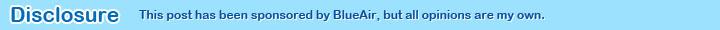 blue air disclosure