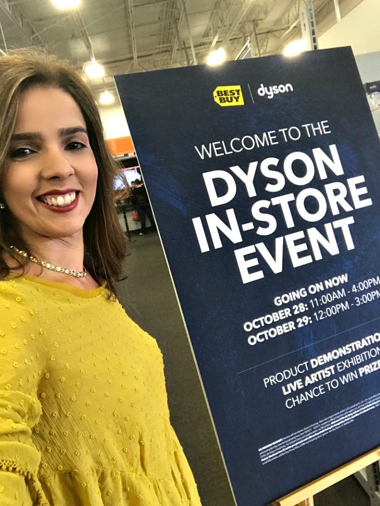 Dyson Event in Princeton at Best Buy