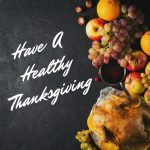Have a Healthy Thanksgiving