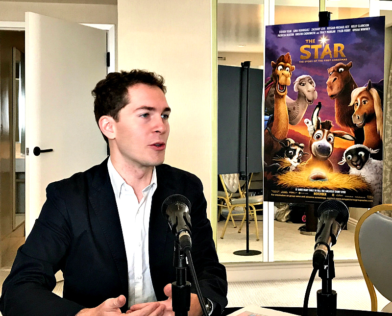 Timothy Reckhart Director of the Star