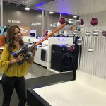 Dyson Event: Where Technology Meets Art