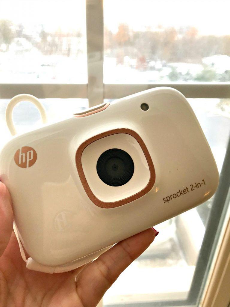 HP Sprocket 2in1