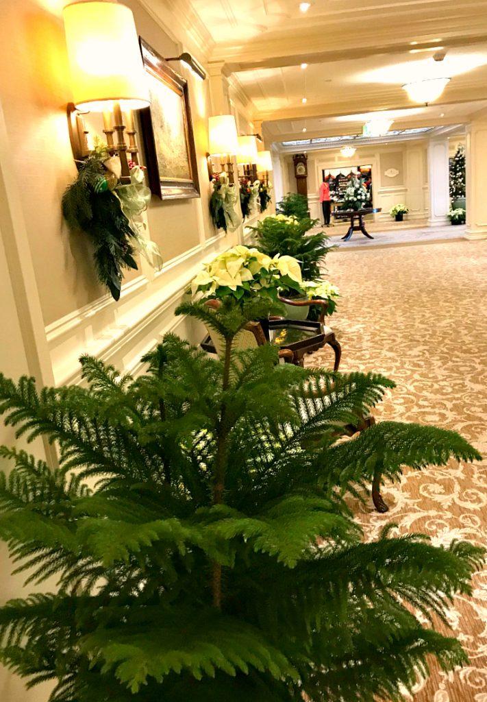 Hotel Hershey Foyer